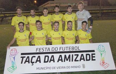 Vieira SC vence Taça Amizade