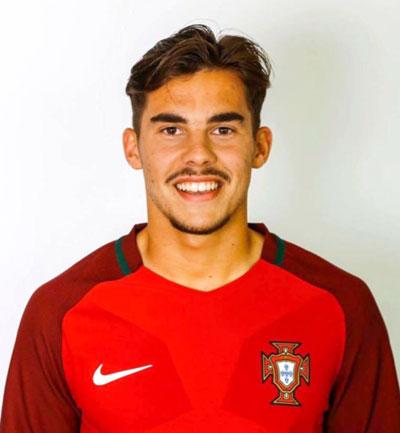 Yuri Ribeiro nos sub 21