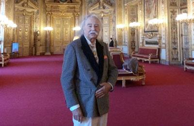 Adelino Ângelo na Sorbonne