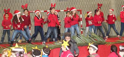 Natal nas Escolas do Concelho