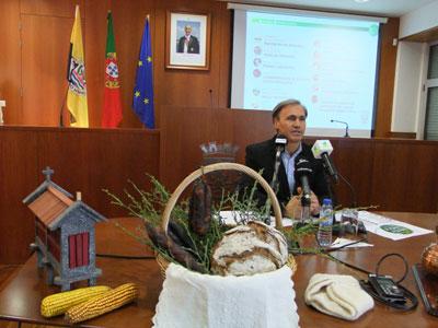 """Programa """"Sentir Vieira"""" apresentado à imprensa"""