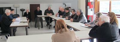 Conselho Pastoral agenda visita da Imagem Peregrina ao Arciprestado