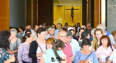 Câmara leva 1400 vieirenses a Fátima