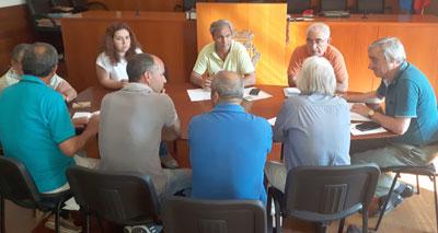 Executivo reúne com juntas de freguesia