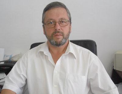 Manuel Gomes, presidente da Delegação da Cruz Vermelha de Rossas a JV