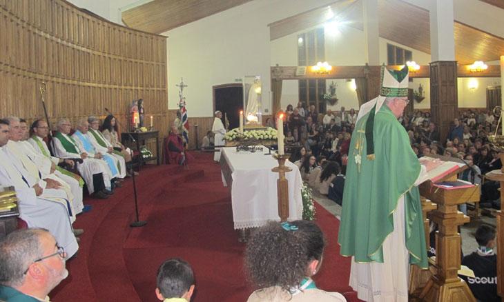 Encerramento do Centenário das Aparições e da visita da Virgem Peregrina ao Concelho