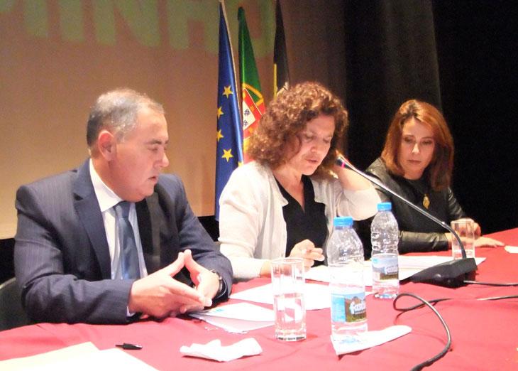 António Cardoso preside a um executivo de maioria feminina