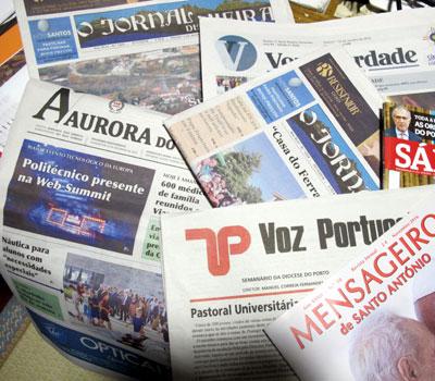 A imprensa regional é voz dos sem voz