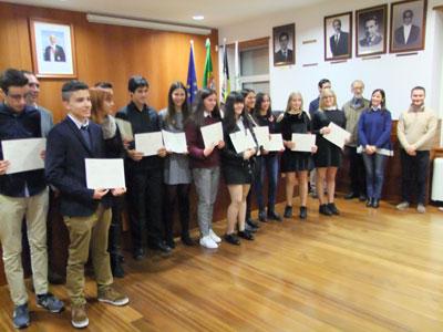 Onze alunos vieirenses diplomados em música