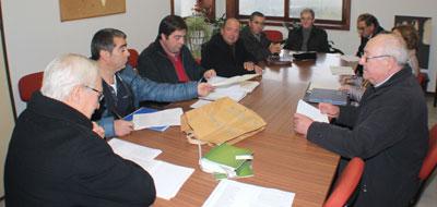 Conselho Pastoral Arciprestal reza pela renovação paroquial