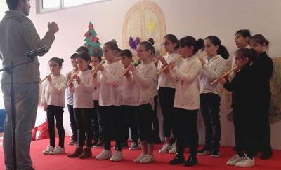 Festas de Natal no Agrupamento de Escolas