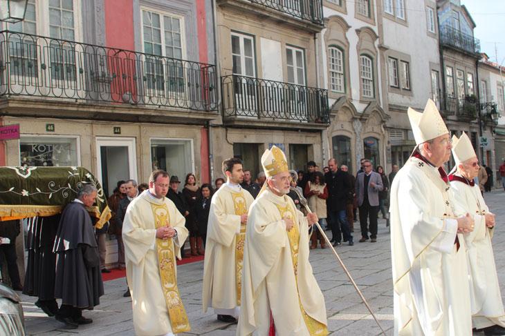 Diocese de Viana do Castelo promove homenagem ao seu primeiro bispo