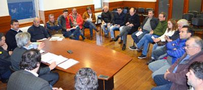 Executivo Municipal reúne com autarcas