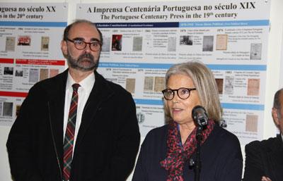 """""""Imprensa Portuguesa Centenária"""", candidata a Património Cultural da Humanidade"""