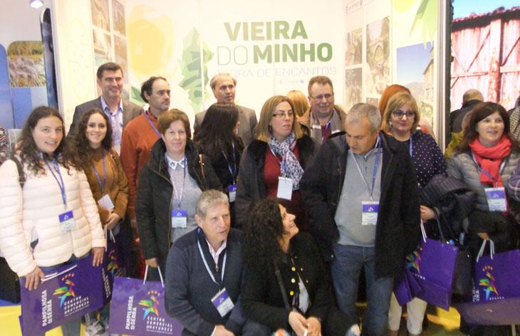 Na Bolsa de Turismo de Lisboa