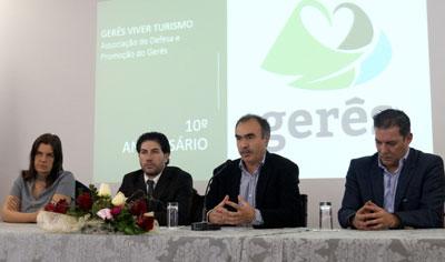 """""""Gerês Viver Turismo"""" comemora 10º aniversário"""