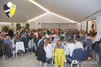 Jantar do VSC reúne 400 pessoas