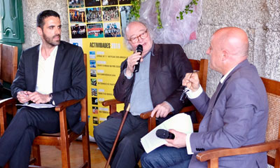 Victorino D'Almeida na XVI conferência Cava
