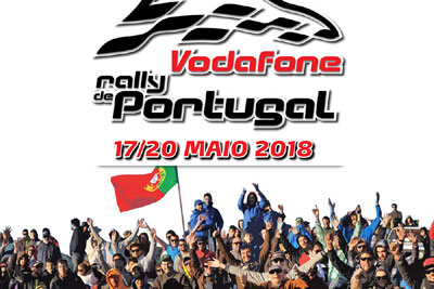 Vodafone Rally de Portugal de regresso a Vieira do Minho