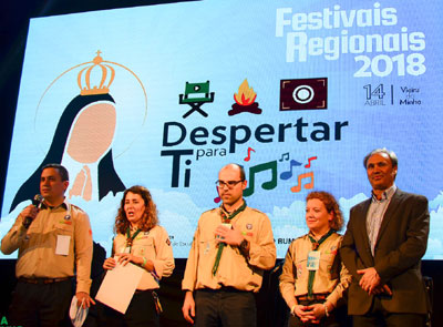 Festivais Regionais 2018 em Vieira do Minho