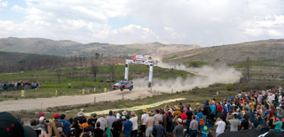 Thierry Neuville vence Rally de Portugal