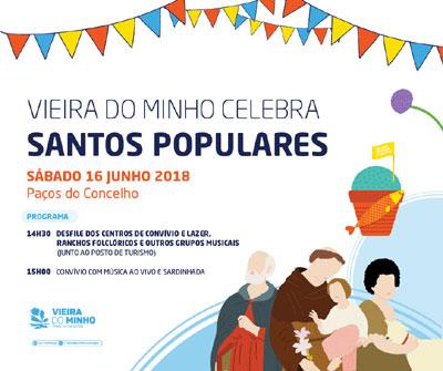 """Desfile """"Santos Populares"""