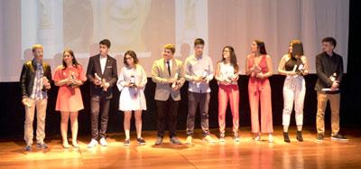Agrupamento de Escolas Vieira de Araújo premeia alunos