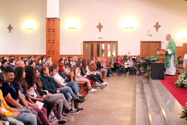 Dia Arquidiocesano da Juventude em Vieira do Minho