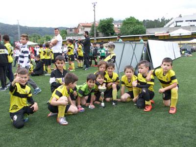 No I Torneio Futebol Formação Vieira Sport Clube