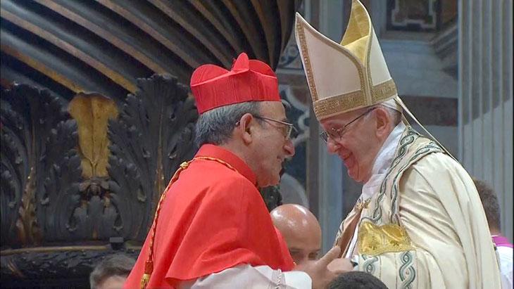 D. António Marto elevado a Cardeal
