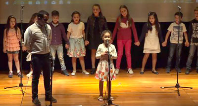 """Sarau Cultural """"O AEVA na Europa… e no Mundo"""""""
