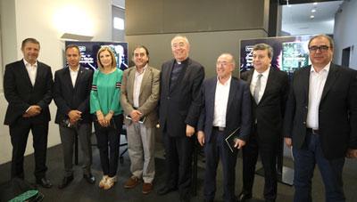 """D. Jorge Ortiga apresentou a carta pastoral """"Desporto: escola e missão de humanidade"""""""
