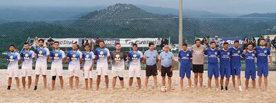 Torneio de Futebol de Praia