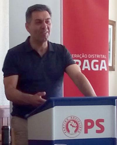 Secretário de Estado visitou Vieira<br>