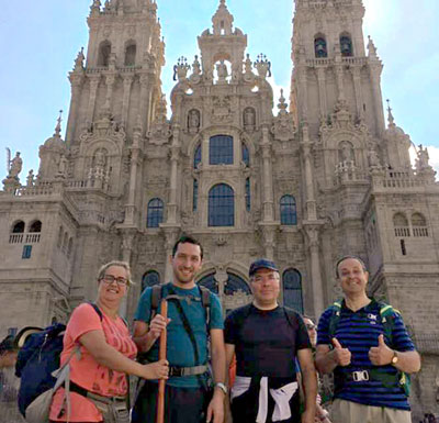 Caminho de Santiago: «Um treino para a vida», diz D. Nuno Almeida<br>