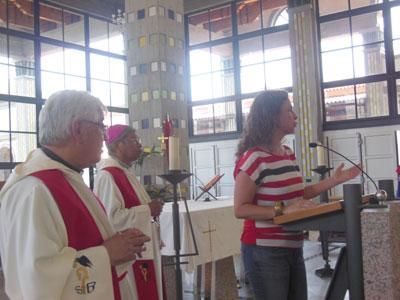 Directora da AIS diz a JV o que o Daesh fez aos cristãos do Iraque