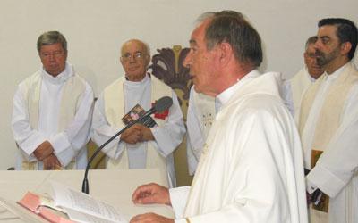 Cónego Narciso Fernandes celebrou 50 anos de sacerdócio