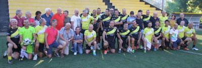 8º encontro dos veteranos do Vieira SC
