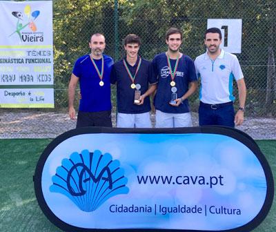 VIII torneio de ténis