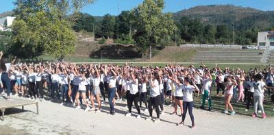 AEVA comemora dia europeu do desporto escolar