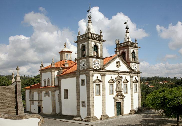 Santuário de Nossa Senhora de Porto d'Ave classificado de interesse público