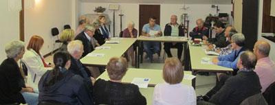 Conselho Pastoral Arciprestal reflete o programa pastoral