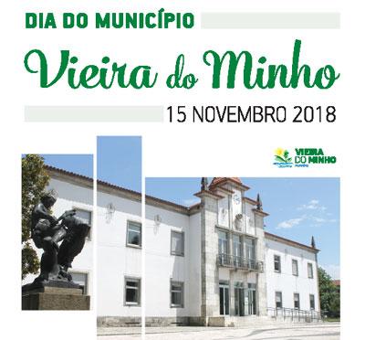 """Vieira festeja """"Dia do Município"""""""