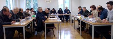 Reunião Plenária do Conselho Presbiteral