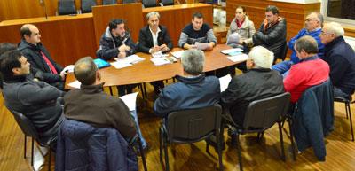Reunião Mensal com os Presidentes de Junta