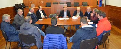 Juntas de Freguesia reúnem com Executivo Municipal