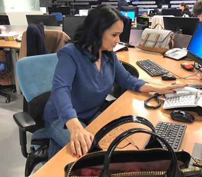 Alberta Marques pede telefonema a Marcelo Sousa