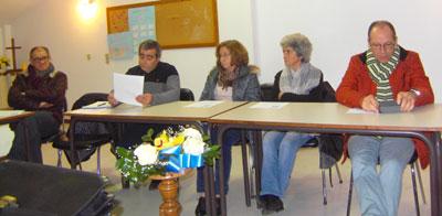 Conselho pastoral do arciprestado de Vieira do Minho