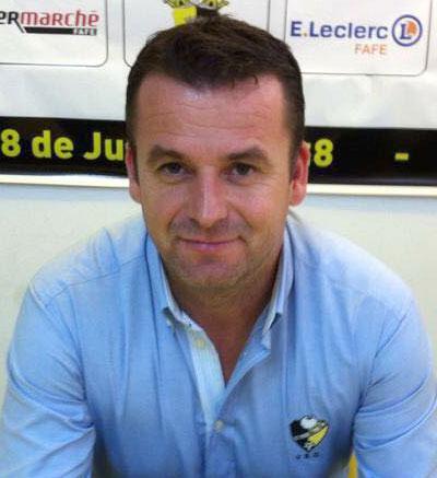 Roger Bastos regressa ao Vieira SC