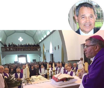 Falecimento do Padre Armando Vaz